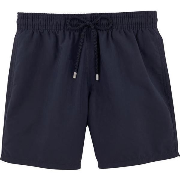 Vilebrequin Moorea Solid Swim Shorts Navy