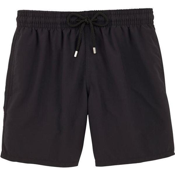 Vilebrequin Moorea Solid Swim Shorts - Black