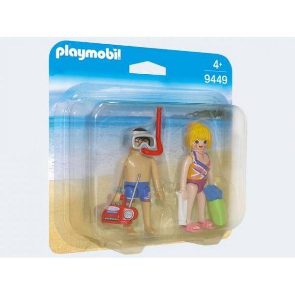 Playmobil Beachgoers 9449