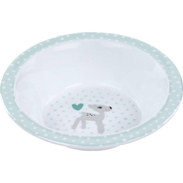 Lässig Dish Bowl Melamine Lela Light Mint