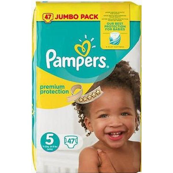Pampers Premium Protection Size 5 Junior Jumbo