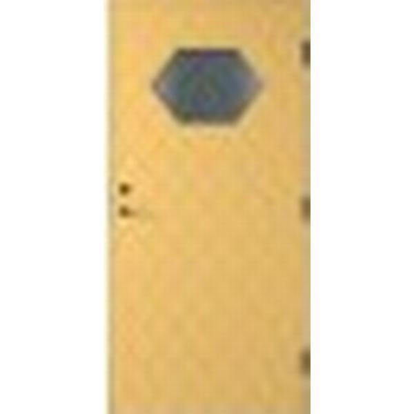 Polardörren Dalmas Ytterdörr Hamrat glas S 1040-Y20R H (100x210cm)