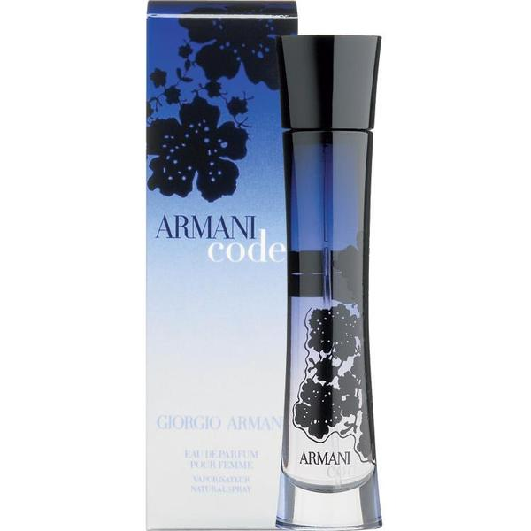 Giorgio Armani Armani Code Woman Edp 75ml Compare Prices