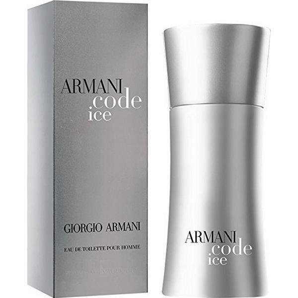Giorgio Armani Armani Code Ice Edt 50ml Compare Prices