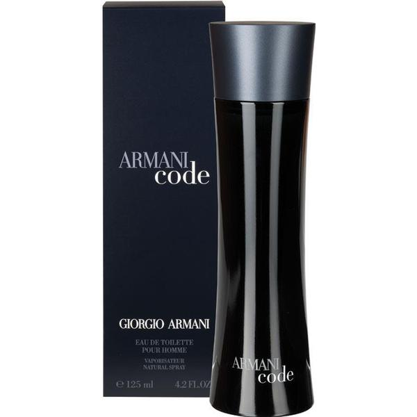 Giorgio Armani Armani Code For Men Edt 125ml Compare Prices