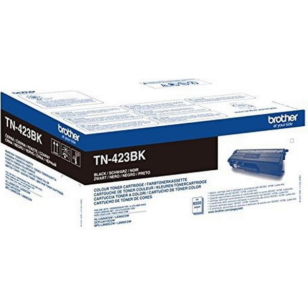 Brother (TN423BK) Original Toner Svart 6500 Sidor