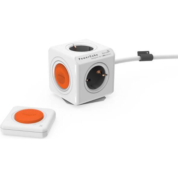 allocacoc PowerCube Remote + Remote Control Extended