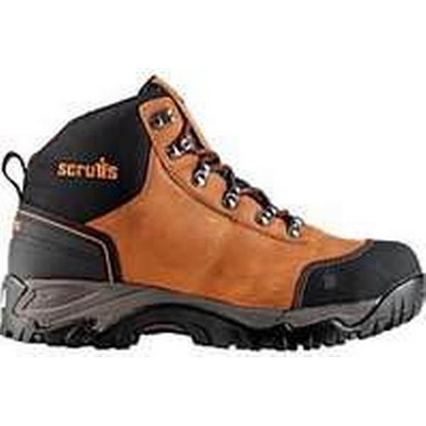 Scruffs Assault Hiker Safety 12 Boot - Brown Size 12 Safety d24a7c