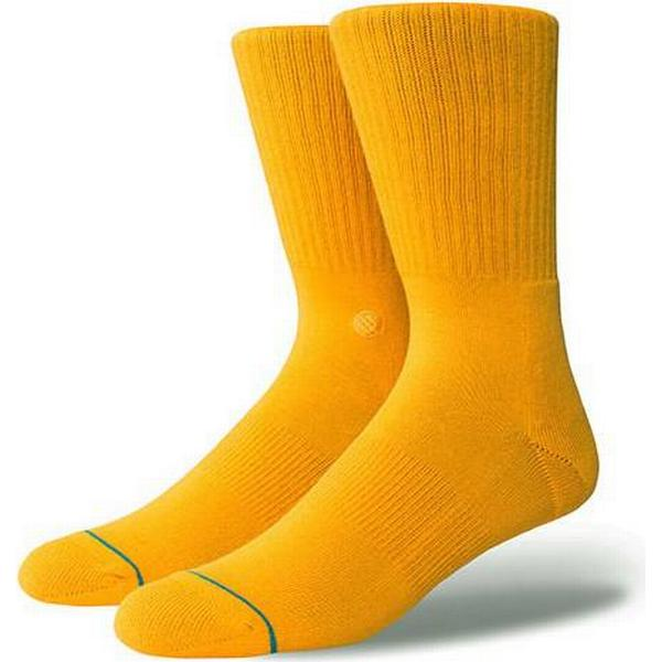 Stance Icon Socks Gold