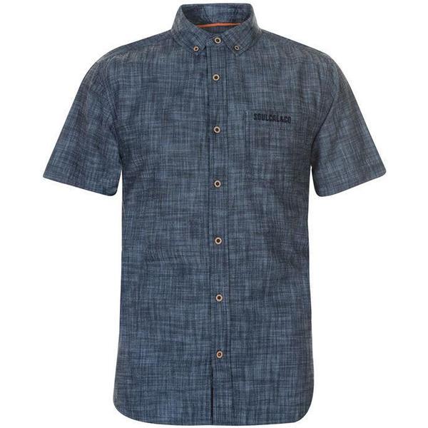 SoulCal Denim Shirt Mid Wash