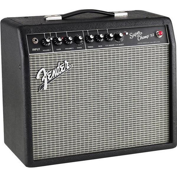 Fender, Super Champ X2