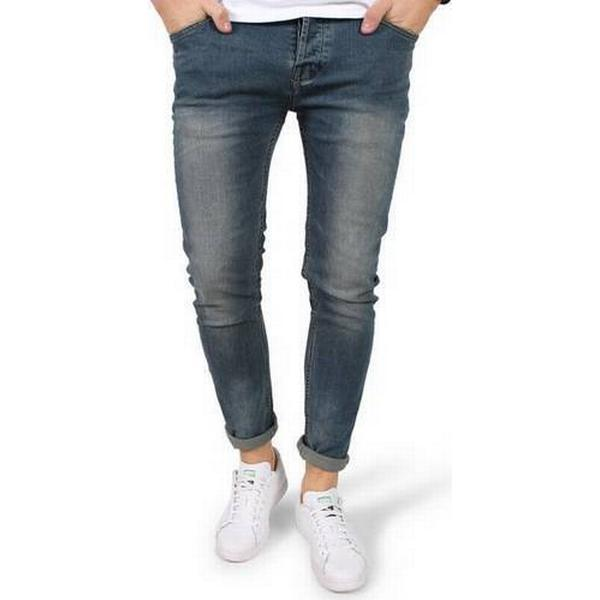 Only & Sons Loom Med Slim Fit Jeans Blue Denim