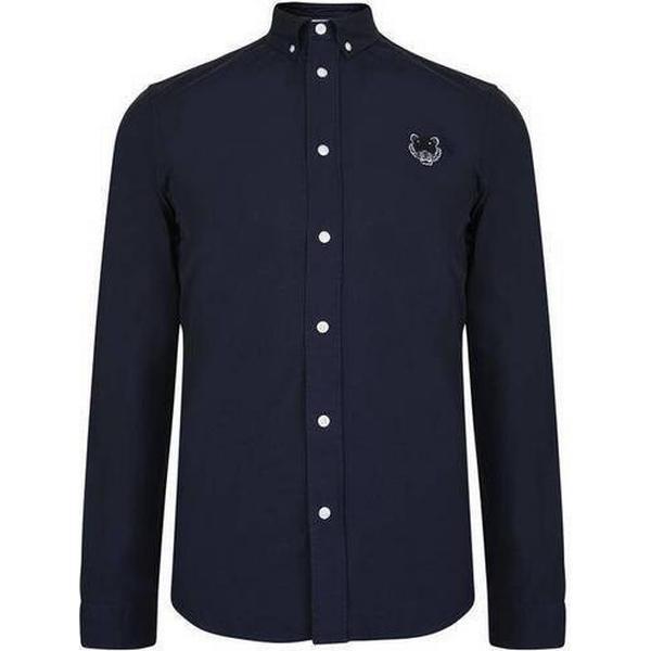Kenzo Tiger Shirt Navy Blue