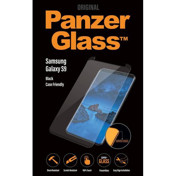 PanzerGlass Case Friendly Screen Protector (Galaxy S9)