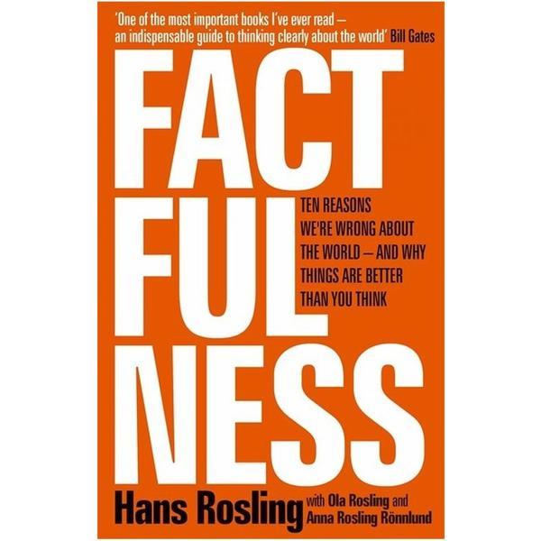 Factfulness (Inbunden, 2018)