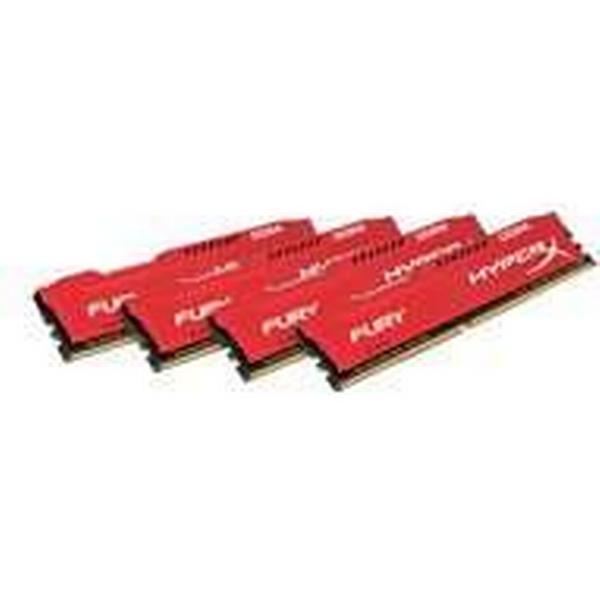 HyperX Fury DDR4 2933MHz 4x8GB (HX429C17FR2K4/32)