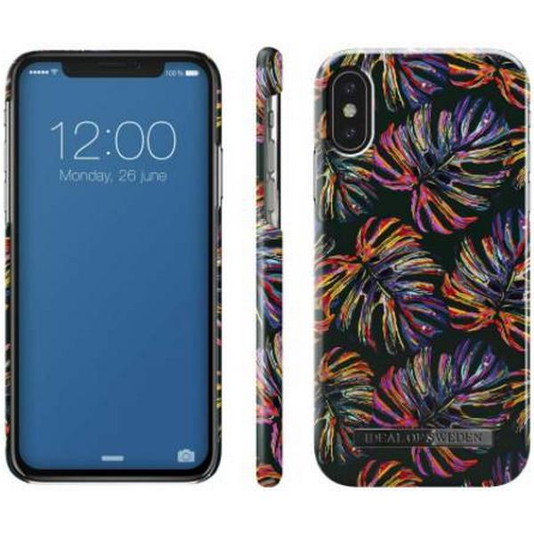 iDeal of Sweden Neon Tropical Fashion Case (iPhone X)
