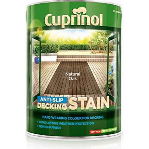 Cuprinol Anti-SlipDecking Woodstain Brown 5L