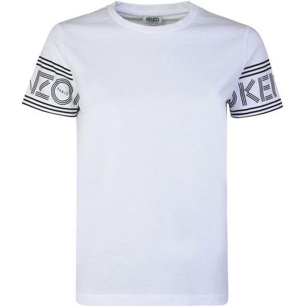 Kenzo Logo T-shirt White