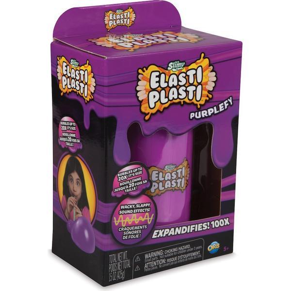 Elasti Plasti Purplefy