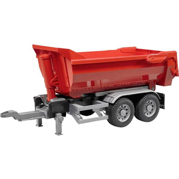 Bruder Halfpipe Truck Trailer 03923