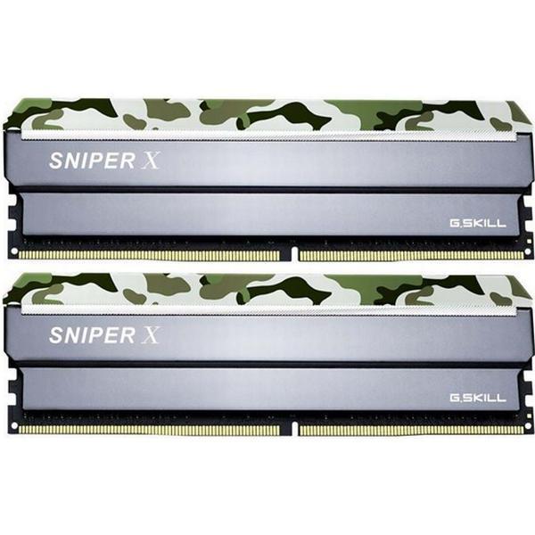 G.Skill Sniper X DDR4 3000MHz 2x16GB (F4-3000C16D-32GSXFB)