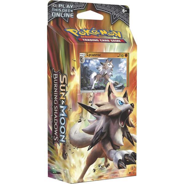 Pokémon Sun & Moon Burning Shadows Rock Steady Theme Deck
