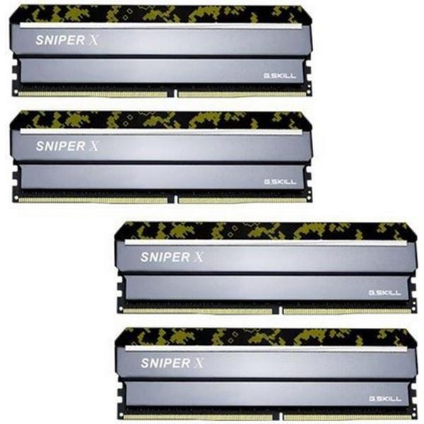 G.Skill Sniper X DDR4 3200MHz 4x8GB (F4-3200C16Q-32GSXKB)