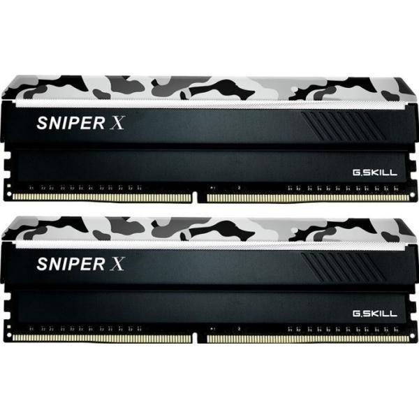 G.Skill Sniper X DDR4 3200MHz 2x8GB (F4-3200C16D-16GSXWB)