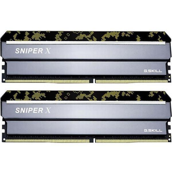 G.Skill Sniper X DDR4 2400MHz 2x16GB (F4-2400C17D-32GSXK)