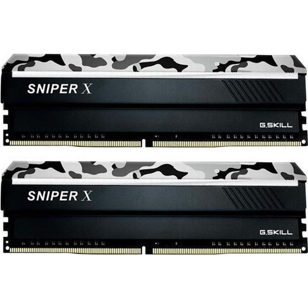 G.Skill Sniper X DDR4 2400MHz 2x8GB (F4-2400C17D-16GSXW)