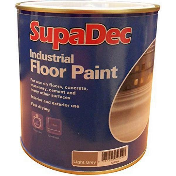 Industrial Floor Paint Grey 1L