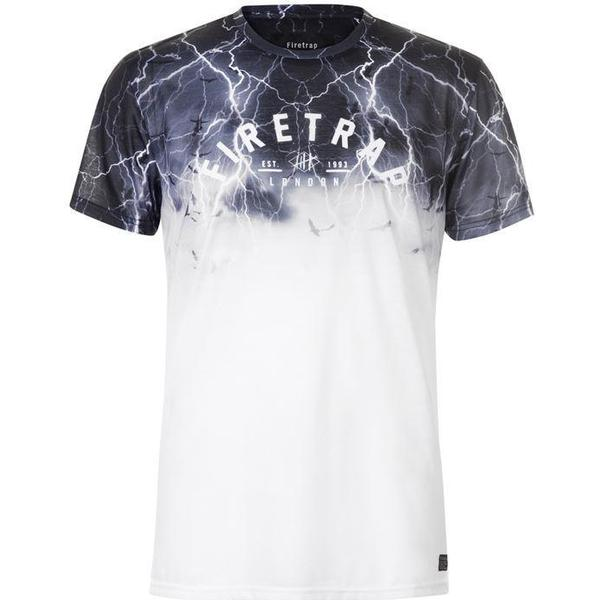 Firetrap Sub T-shirt Lightning Bird