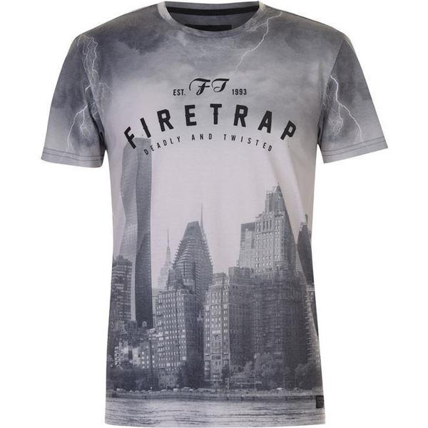 Firetrap Sub the City T-shirt Across River