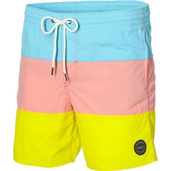 O'Neill Cross Step Swim Shorts Blazing Yellow