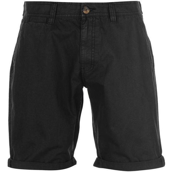 SoulCal Chino Shorts - Black