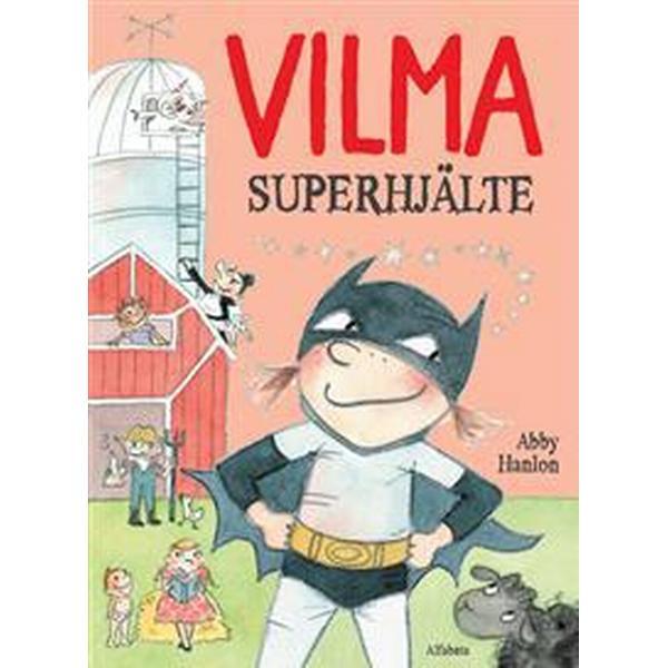 Vilma superhjälte (Inbunden, 2018)