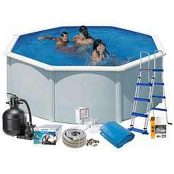 Swim & Fun Octagon Pool Package 2720