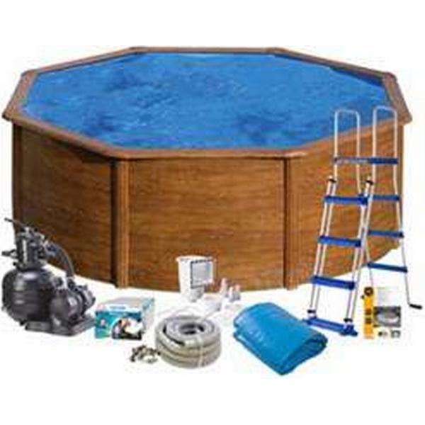 Swim & Fun Octagon Pool Package 2711