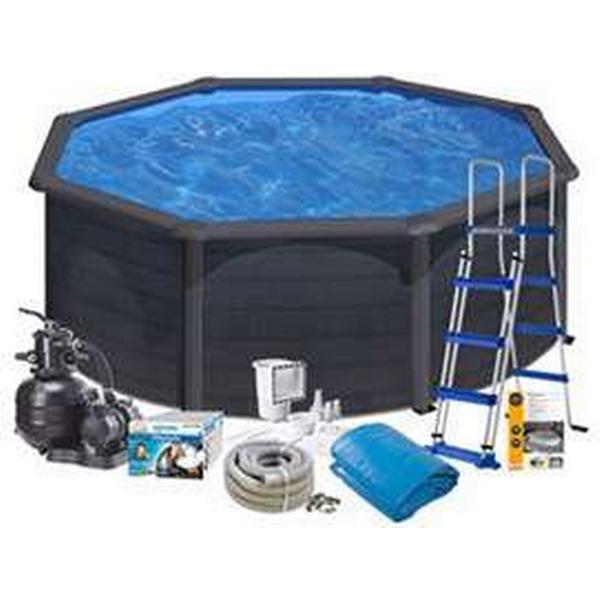 Swim & Fun Octagon Pool Package 2716