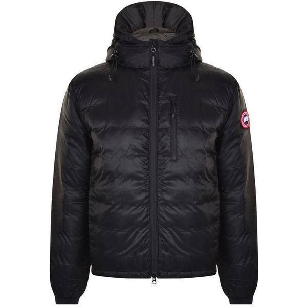 Canada Goose Lodge Hoodie Jacket - Black
