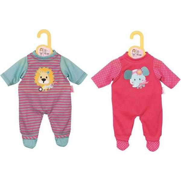 Zapf Baby Born Dolly Moda Romper 38-46cm