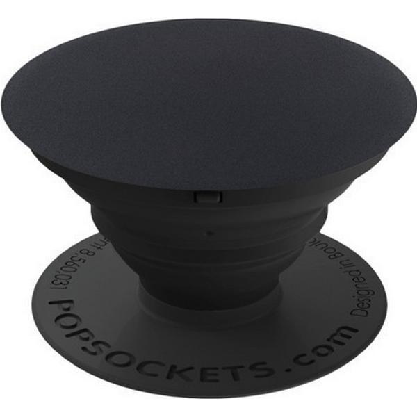 Popsockets Black Aluminum