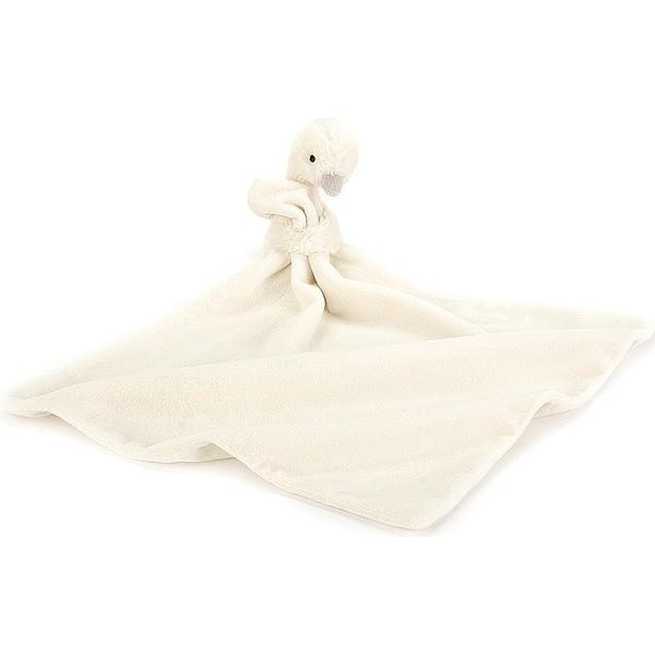 Jellycat Syllabub Swan Soother