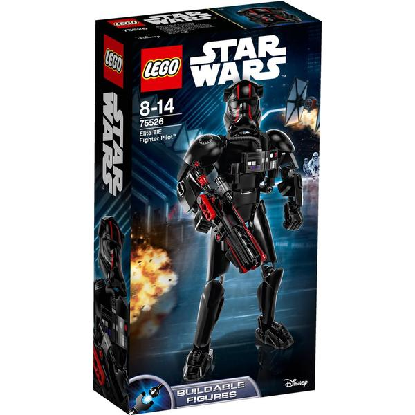 Lego Star Wars Elite TIE Fighter Pilot 75526