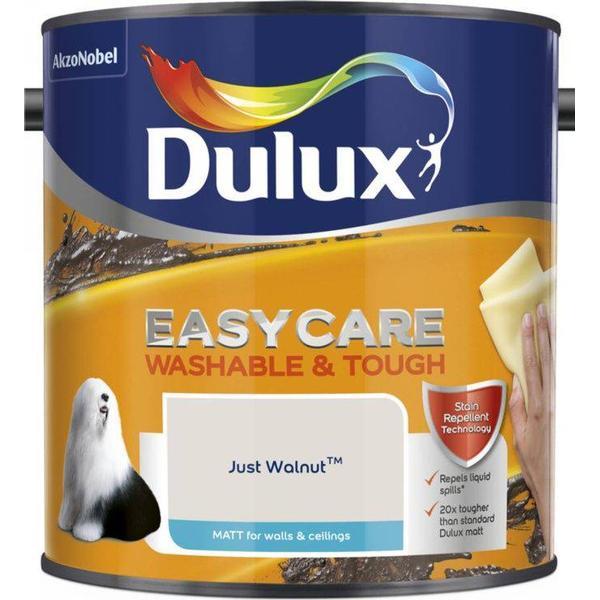 Dulux Easycare Wall Paint, Ceiling Paint Brown 2.5L