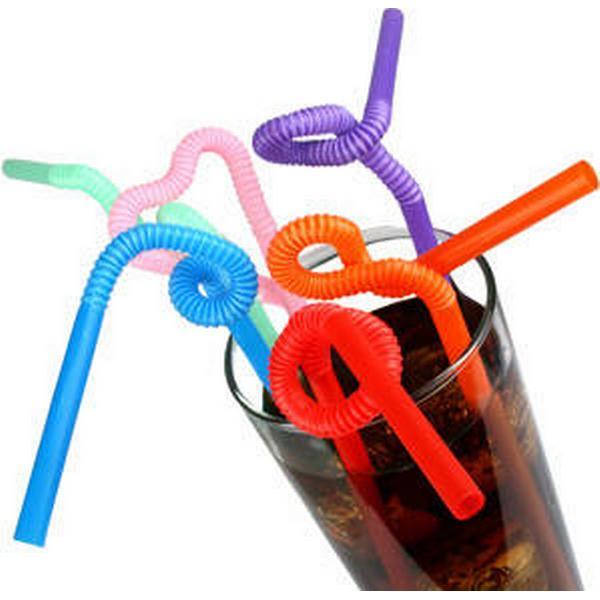 Super Bendy Straw