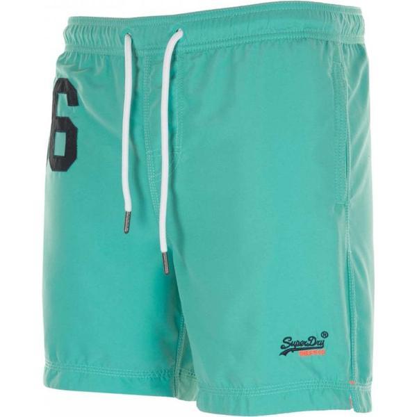 Superdry Waterpolo Swim Shorts Poolside Aqua