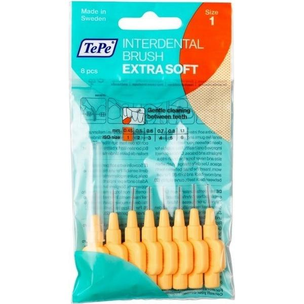 TePe Extra Soft 0.45mm 8-pack
