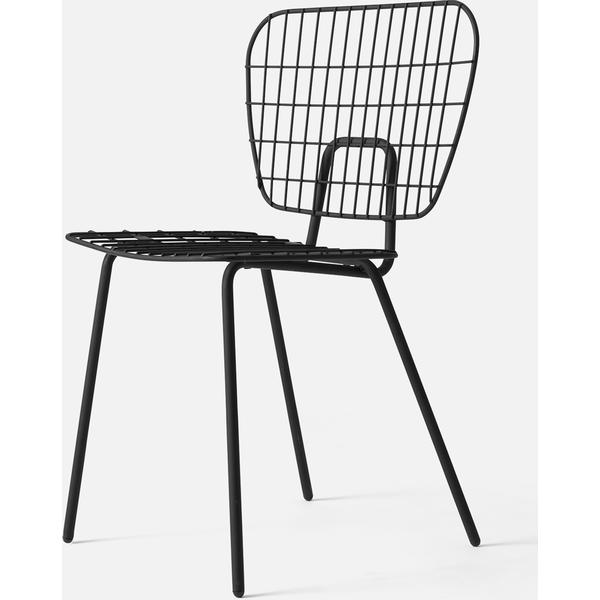 Menu WM String Armless Chair